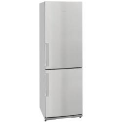 Combina frigorifica Exquisit KGC 35.2 A++STG Inoxlook, clasa energetica A++, volum net 298 L, No Frost, Inox