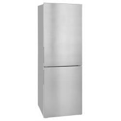 Combina frigorifica Exquisit KGC 320/90-4 A+++ Inoxlook, clasa energetica A+++, volum net 307 L, No Frost, Inox