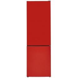 Combina frigorifica Exquisit KGC 265/50-5 NFA++Rot, clasa A++, volum 250 L, No Frost, Rosu