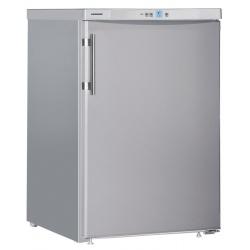 Congelator Liebherr Gsl 1223, 98 l, 3 sertare, Clasa A+, Smart Frost, H 85.1 cm, argintiu