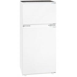 Combina frigorifica incorporabila Exquisit EKGC 185/40-11 A++ clasa energetica A++, volum net 150 L, No Frost, Alb