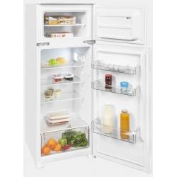 Combina frigorifica incorporabila Exquisit EKGC 265/40-4.3 A++, clasa energetica A++, volum net 207 L, No Frost, Alb