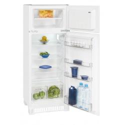 Combina frigorifica Exquisit EKGC 265/40-4.3 A+, clasa energetica A+, volum net 207 L, No Frost, Alb