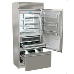 Combina frigorifica Fhiaba XG8991TST3 X-Pro70, clasa A++, 568 l, inox
