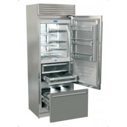 Combina frigorifica Fhiaba XG7491TST3 X-Pro70, No Frost, 3 zone temperatura, clasa A++, 445l, inox