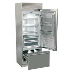 Combina frigorifica Fhiaba XI7490TST3 X-Pro60, No Frost, 2 zone temperatura, clasa A+, 370l, inox