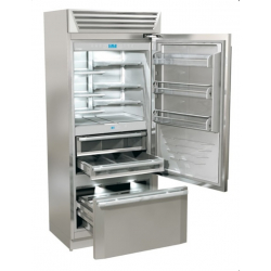 Combina frigorifica Fhiaba MG8991TST3 StandPlus70, clasa A++, 568 l, inox