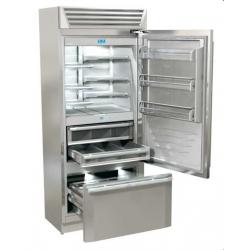 Combina frigorifica Fhiaba MI8991TST3 StandPlus60, 3 zone temperatura, clasa A+, 460 l, inox