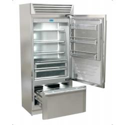 Combina frigorifica Fhiaba MG8990TST3 StandPlus70, clasa A++, 588 l, inox