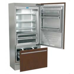 Combina frigorifica incorporabila Fhiaba I8990TST3 Integrated60, 2 zone temperatura, clasa A+, 472 l, inox
