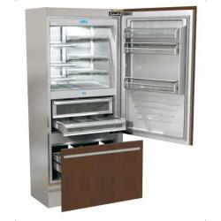 Combina frigorifica incorporabila Fhiaba G8991TST3 Integrated70, 3 zone temperatura, clasa A++, 568 l, inox