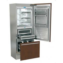 Combina frigorifica incorporabila Fhiaba G7491TST3 Integrated70, clasa A+, 445 l, inox