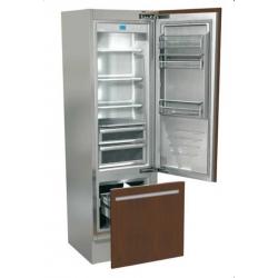 Combina frigorifica incorporabila Fhiaba G5990TST3 Integrated70, 2 zone temperatura, clasa A++, 355 l, inox