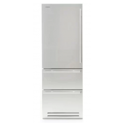 Combina frigorifica incorporabila Fhiaba G7490HST3 Integrated70, 2 zone temperatura, clasa A++, 467 l, inox