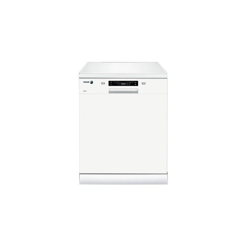 Mașină de spălat vase Fagor LVF27A, 60 cm, 237 kWh/an, 14 setari, alb