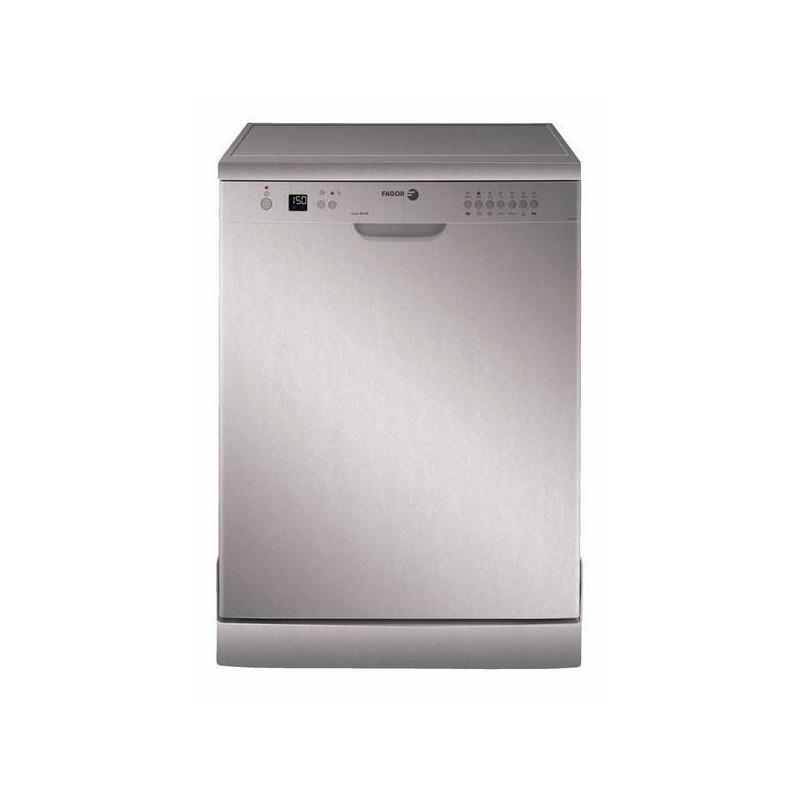 MASINA DE SPALAT VASE FAGOR LFF1330X, A+, 7 programe, 290 kWh/an, inox