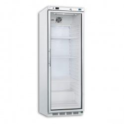 Vitrina bauturi Tecfrigo PL 401 PT, capacitate 361 L, temperatura 0/+10º C, inox
