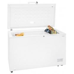 Lada frigorifica Exquisit GT 400-4 EA ++, Clasa A++, 380L, Alb