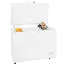 Lada frigorifica Exquisit GT 320-4 EA ++, Clasa A++, 316L, Alb
