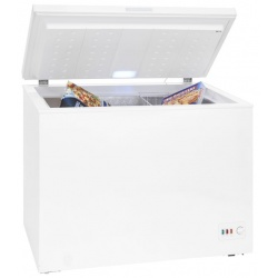 Lada frigorifica Exquisit GT 265-3 A +++, Clasa A+++, 250 L, Alb