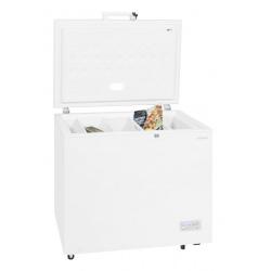 Lada frigorifica Exquisit GT 265-4 EA ++, Clasa A++, 260 L, Alb