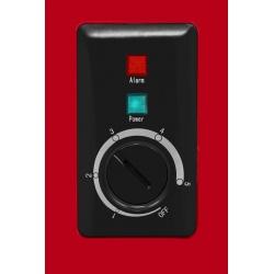 Lada frigorifica Exquisit GT 261-5 A+Rosu, Clasa A+, 197 L, Rosu