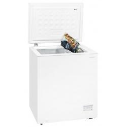 Lada frigorifica Exquisit GT 150-4 EA ++, Clasa A++, 145 L, Alb