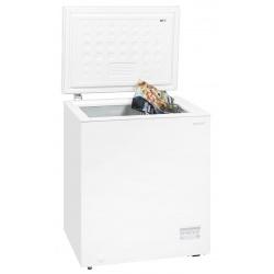 Lada frigorifica Exquisit GT 150-4 EA +, Clasa A+, 145 L, Alb