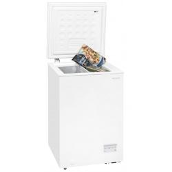 Lada frigorifica Exquisit GT 100-4 EA ++, Clasa A++, 100 L, Alb