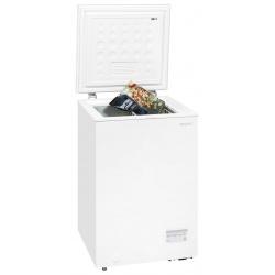 Lada frigorifica Exquisit GT 100-4 EA +, Clasa A+, 100 L, Alb
