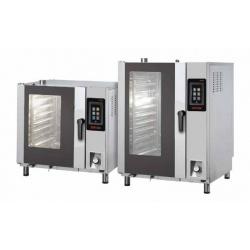 Cuptor gaz cu convectie Primax Italia, BTG110 , pentru gastronomie Nexo, 10 tavi GN 1/1 cu BOILER, touch screen