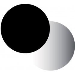 Plita Foster PIASTRA MODULAR INDUCTION 7363 350, 35 cm , 1 zone de gatit, touch control, sticla alba/negru