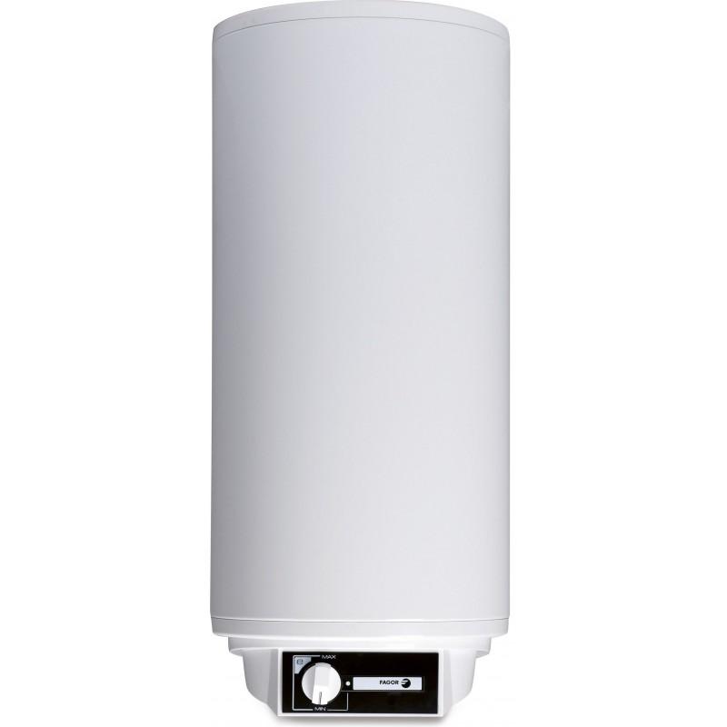 Boiler electric Fagor M-100 eco, 100 litri, 1600 W, Alb