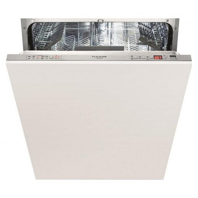 Masina de spalat vase Haier DW12-T1347, 285 kWh/an, 3 setari de temperatura, alb