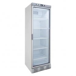 Vitrina frigorifica Klimaitalia CL 372 VG, capacitate 342 l, temperatura 0/+10°C, alb