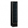 Vitrina frigorifica Klimaitalia Ekofrost EKG 270 C, capacitate 220 l, temperatura 0/+10°C, alb