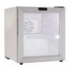 Vitrina frigorifica Klimaitalia CL 20 VG,, capacitate 20 l, temperatura 0/+10°C, alb