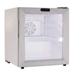 Vitrina frigorifica Klimaitalia CL 50 VG,, capacitate 50 l, temperatura 0/+10°C, alb