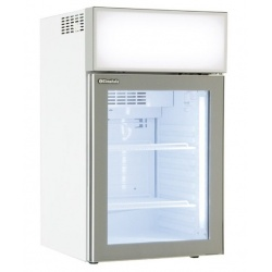 Vitrina frigorifica Klimaitalia I COOL 20 C, capacitate 65 l, temperatura 0/+10°C, alb
