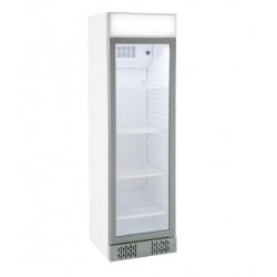 Vitrina frigorifica Klimaitalia I COOL 40 C WHITE, capacitate 342 l, temperatura 0/+10°C, alb