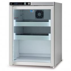 Vitrina frigorifica medicamente Tecfrigo Medika 200, putere 150 W, 119 litri, lungime 59.5 cm, +2/+8°C, alb