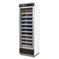 Vitrina frigorifica medicamente Tecfrigo Medika 427, putere 200 W, 331 litri, lungime 59.7 cm, +2/+8°C, alb