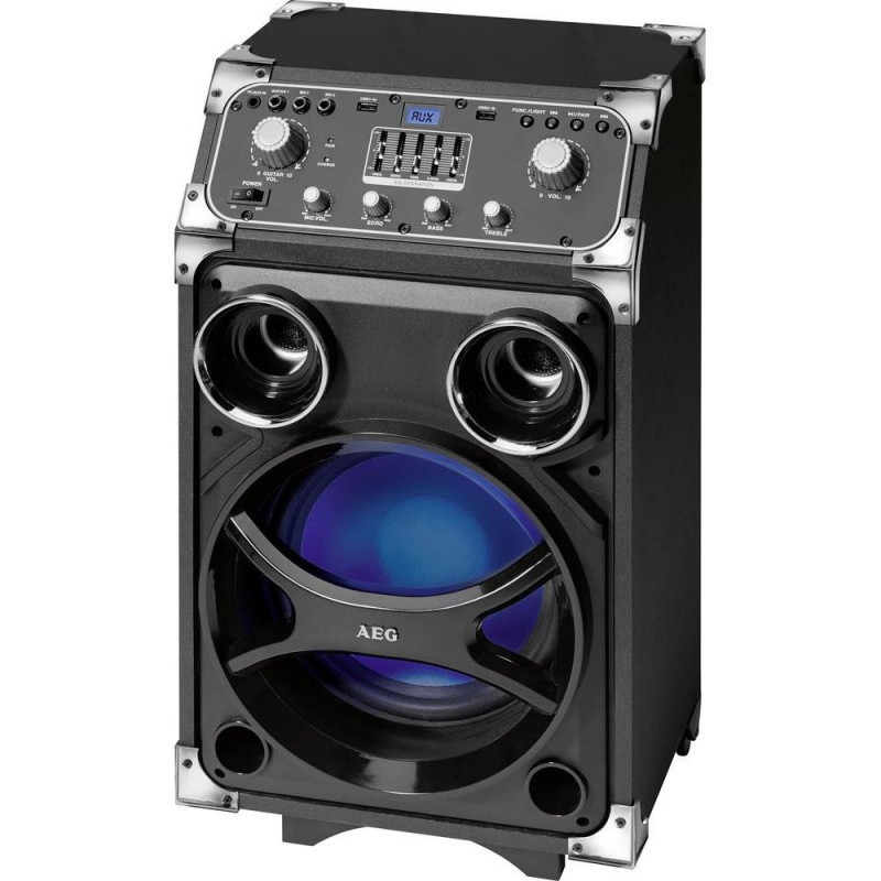 Sistem audio karaoke AEG EC 4834