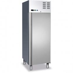 Frigider profesional peste Tecfrigo AGE FA 700, capacitate 537 litri, -2/+8°C, inox