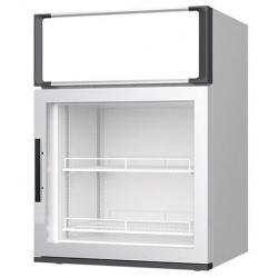 Congelator vertical FR 90 VGC ST, capacitate 94 l, temperatura -18°C -25°C, alb