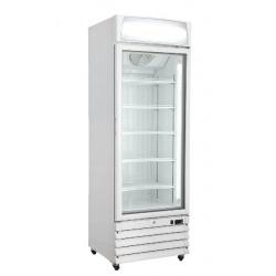 Congelator vertical FR 570 VGC NF, capacitate 360 l, temperatura -22°C -25°C, alb