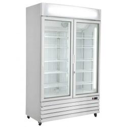 Congelator vertical FR 1240 VGC NF, capacitate 800 l, temperatura -22°C -25°C, alb