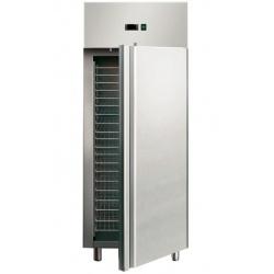 Frigider Klimaitalia PSX 990 TN, capacitate 680 l, temperatura +2 / +8°C, argintiu