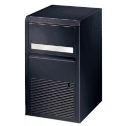 Aparat de facut cuburi gheata Klimaitalia MG 21 AZ Eco, capacitate 4 l, 260 W, 21kg/24h, negru