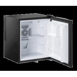 Frigider minibar Cool Wise MB 42, capacitate 40 l, temperatura +6° +12°C, negru
